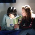 Nikta_enjoying_reading_time