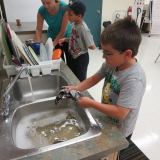 9a-Pizza day cleanup-Ricardo