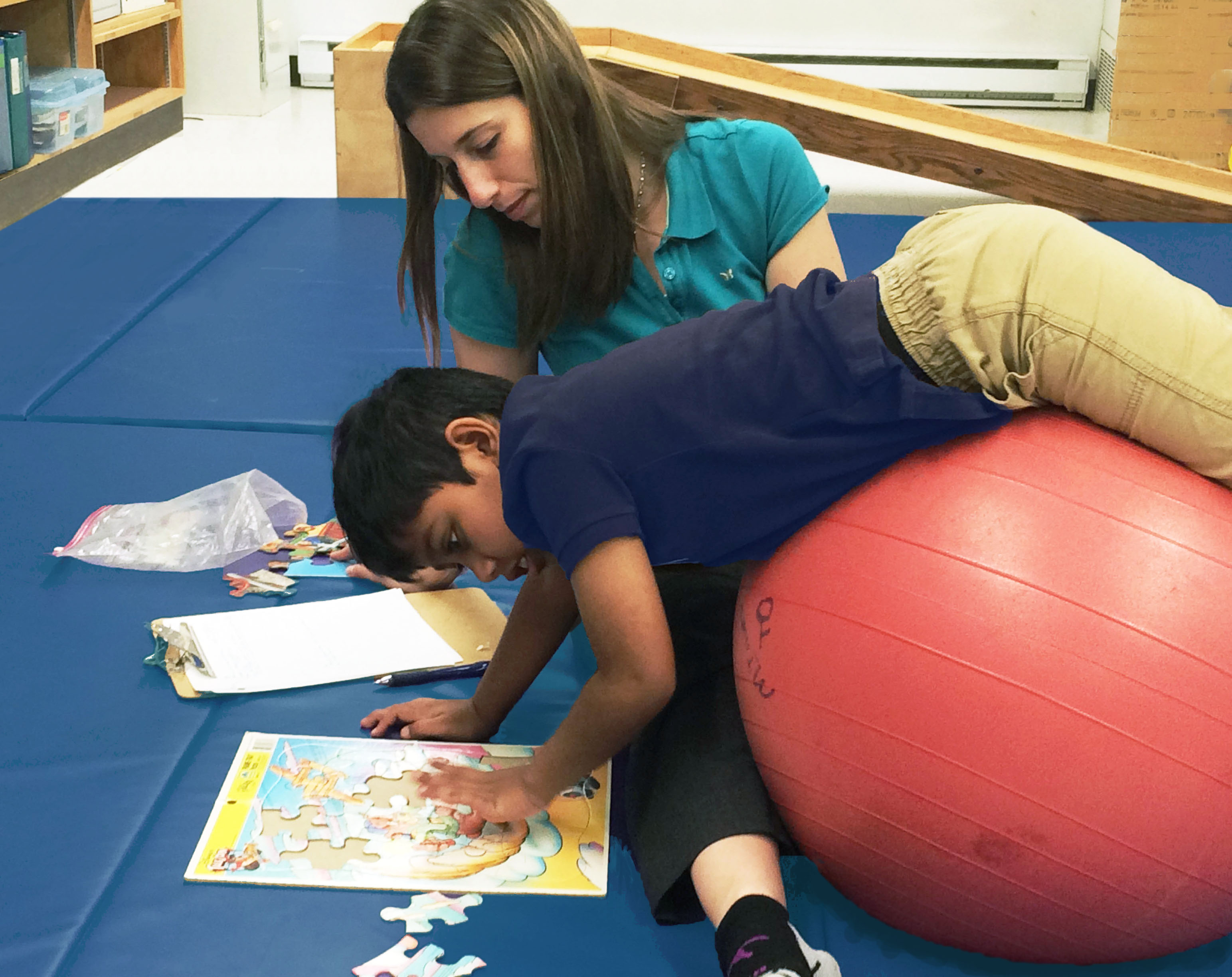 Occupational and Sensory Integration Therapy