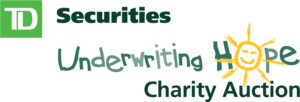 TD Securities Underwriting Hope Charity Auction